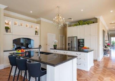 Northern Hills Luxury Hamptons Kitchen Duffys Forest