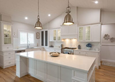 Sophisticated Classic Hamptons Kitchen Harrington Grove