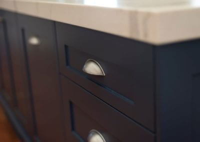 Divine two toned Hamptons kitchen handles Mittagong