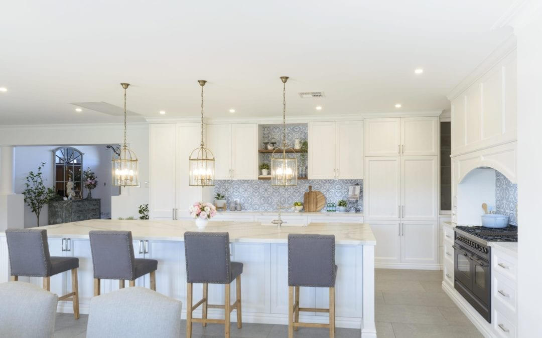 Light Antique Luxury Kitchen Kirkham