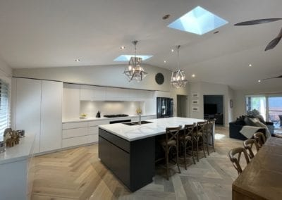 Sophisticated Two Toned Kitchen Bowral