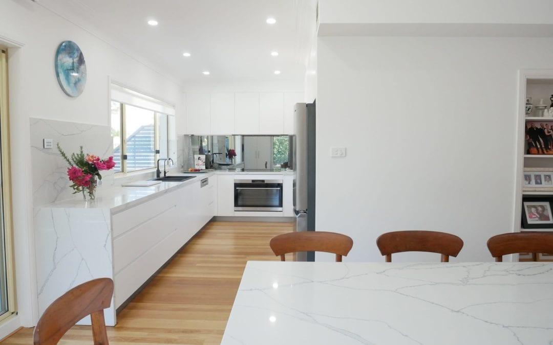 Streamlined Glamour Kitchen Blakehurst