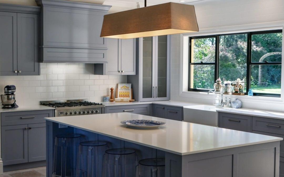 Timeless & Subtle Hamptons Kitchen Bowral