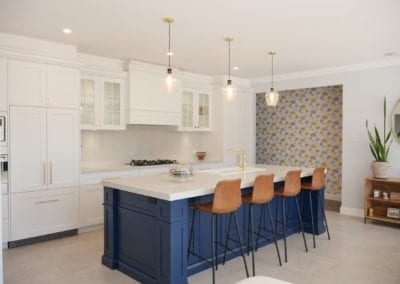 Two Toned Easy Living Kitchen Bowral