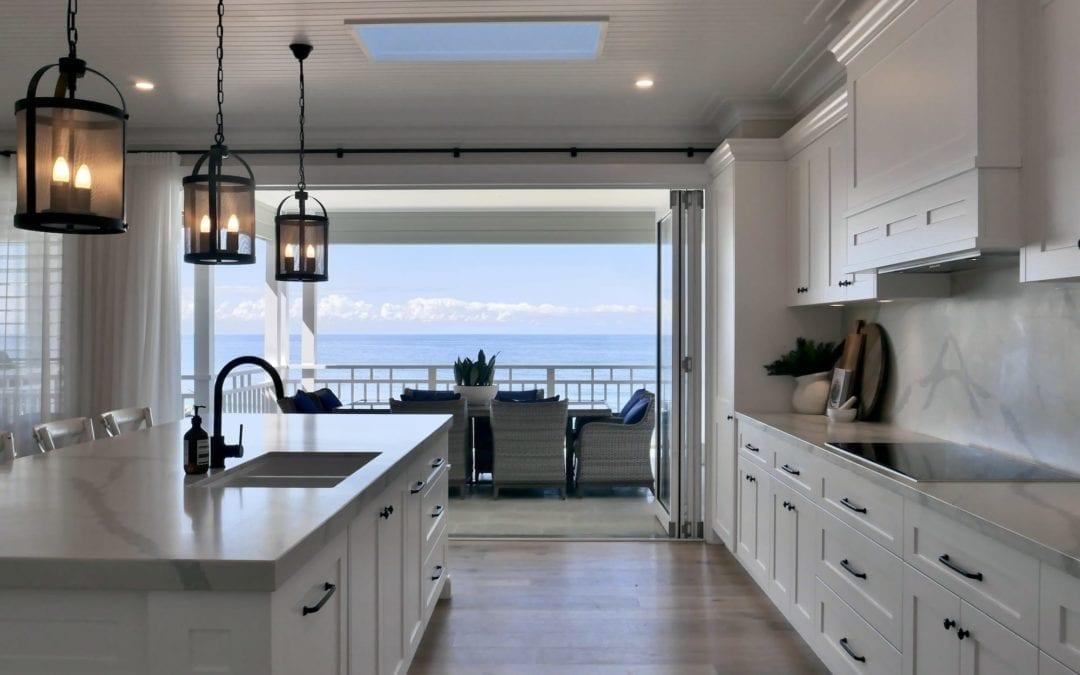 Ocean Glamour Kitchen Wombarra