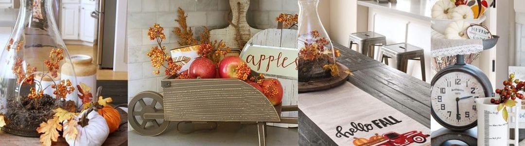 Autumn Kitchen Decorating Ideas