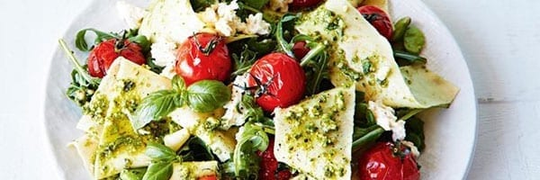 Balsamic Roast Tomato and Ricotta Pasta
