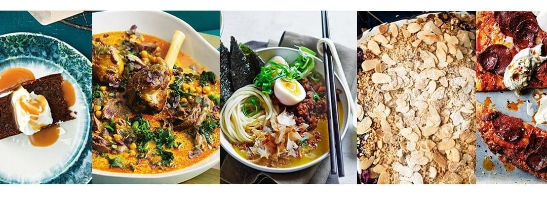 Foodie Fridays from July and August 2019