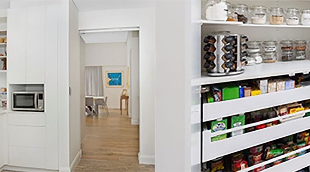 Walk-In Kitchen Pantry or Cabinet Pantry: Pros and Cons