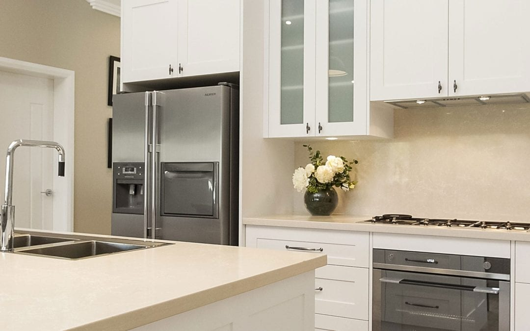How to Design an Easy Clean Kitchen