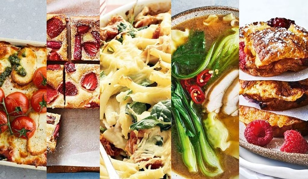 Foodie Fridays from Winter 2020