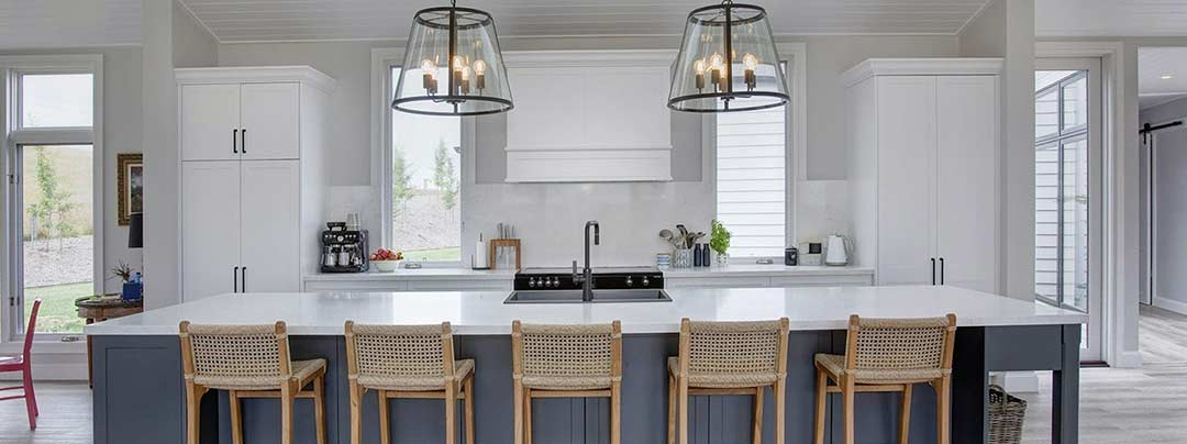 Try These Stunning Kitchen Island Bench Ideas
